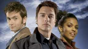 Torchwood protagonists Captain Jack first appeared in Doctor Who