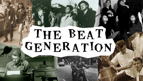 Beat generation affiche
