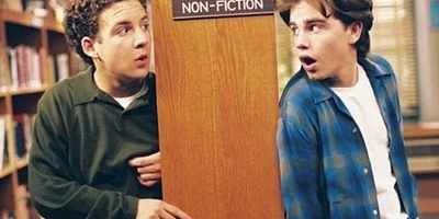 Corey (left) and Shawn had one of the best friendships in television history