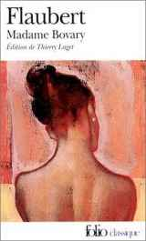 Cover of French edition of Madame Bovary, Folio Classique