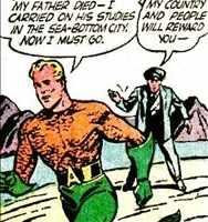 Golden Age Aquaman