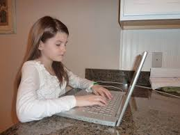 Kids are getting more mature faster with their earlier exposure to media such as the world wide web.