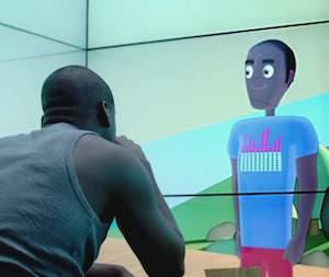 Fifteen Million Merits—a future populated by avatars