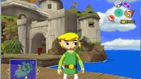 -The Wind Waker's stylised graphics allowed for more personality in both the characters and the world.