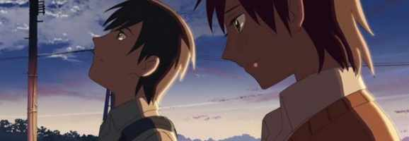 The second part of the film features Kanae's relationship with Takaki.