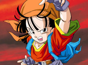 "The ""protagonist"" of Dragonball GT"