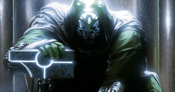 Marvel Comics  Ronan The Accuser