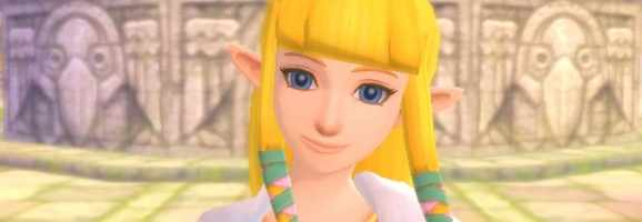 "Skyward Sword's Zelda deviates from the ""princess"" trope that fans have been used to for years."