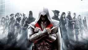 Ezio as he appears in Assassin's Creed Brotherhood