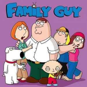 The Main Cast of Family Guy