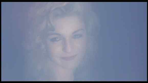 Laura Palmer's (Sheryl Lee) last moments on film.