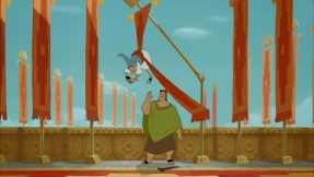 Pacha is a compassionate character, and his good influence is to blame for ruining Kuzco's life of ignorant selfishness.