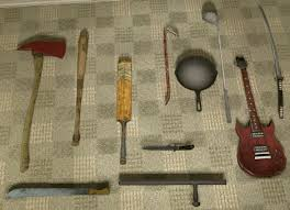 Left 4 Dead 2 Melee Weapons