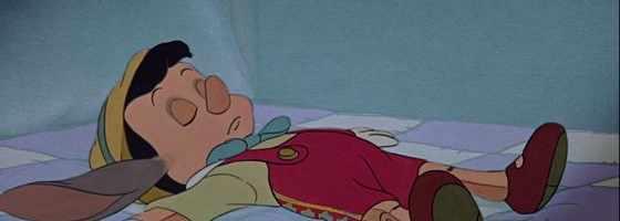 Dead Pinocchio