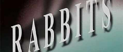 The title screen of Rabbits.