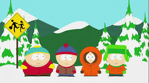 The Main Cast of South Park