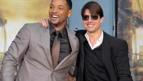 Tom Cruise and Will Smith in 2007