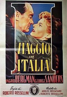 Poster - Voyage to Italy