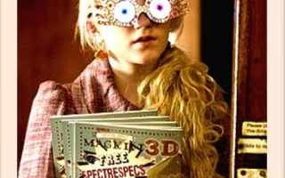 """The Quibbler? I could manure my garden with the contents of that rag."""