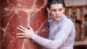 Colin Morgan's Ariel in the 2013 production at The Globe.