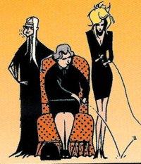 Gaiman's Three Ladies