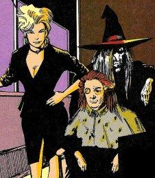 Rose Walker's Three Ladies