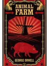 Cover to Animal Farm
