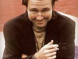 """""""You think when Jesus comes back he ever wants to see a fucking cross?"""" - Bill Hicks"""
