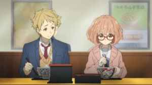 These two have more of a story than what Beyond the Boundary shows