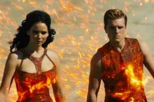 The Girl on Fire