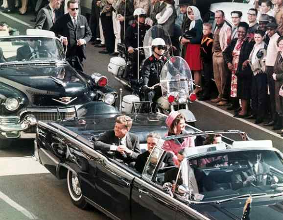 Kennedy Before Assassination