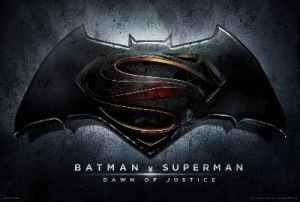 Batman v. Superman: Dawn of Justice logo