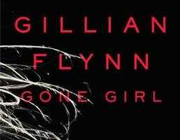 Gillian Flynn's most recent mystery novel, Gone Girl.