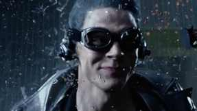 Peter Evans as Quicksilver.