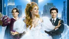 Enchanted's Prince Charming races to Giselle's rescue, but only her true love can save her.
