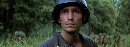 Jim Caviezel Thin Red Line