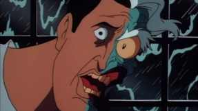 "Batman the Animated Series -- Two-Face revealed in the episode ""Two Face Part I"""
