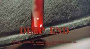 The color Red was a recurring motif in Deep End.