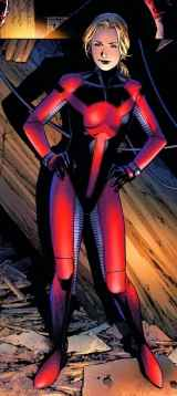 Cassie Lang - Young Avengers