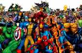 Marvel Superheroes and Villains
