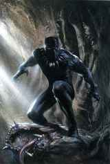 T'Challa, the Black Panther