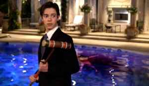Shane Botwin, after he kills Pillar, a woman who threatened Shane's family.