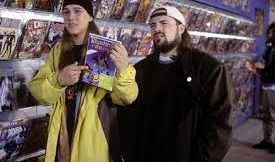 Jay and Silent Bob in their solo live action movie