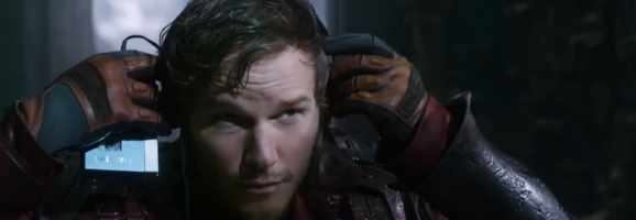 Star Lord and his music