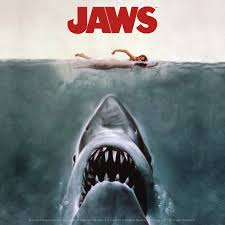 Jaws (1975) movie poster
