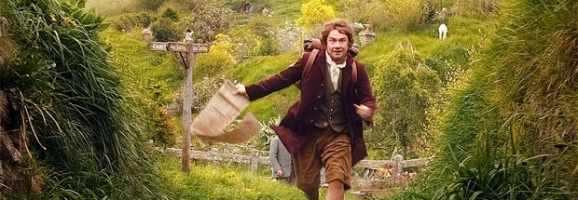 Bilbo Baggins sets out on the quest to reclaim Erebor