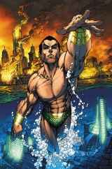 Namor by Michal Turner