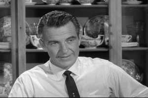 Ward Cleaver, father and husband in Leave it to Beaver
