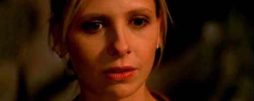 Buffy the Vampire Slayer, Empty Places