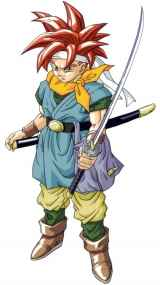 Crono: the Silent Protagonist